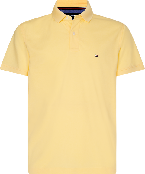 Tommy Regular Polo Gul