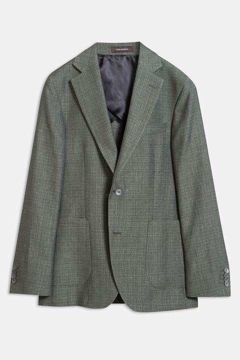 Ferry Patch Blazer Grønn