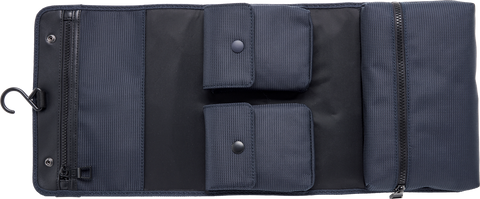 Elevated Nylon Washbag Marine