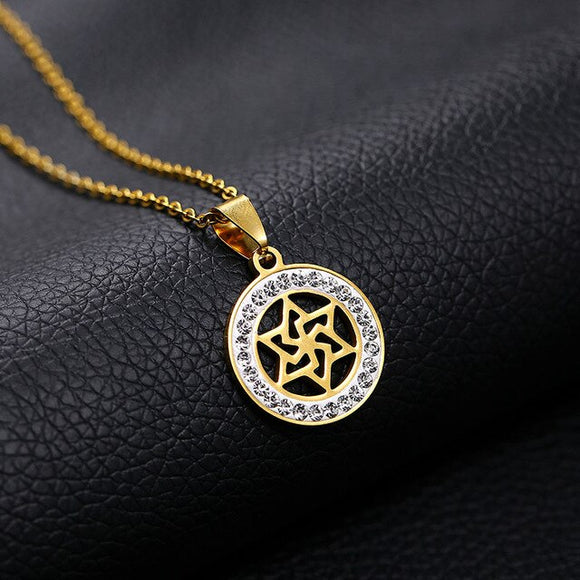 Star Of David Necklace Pray for Israel