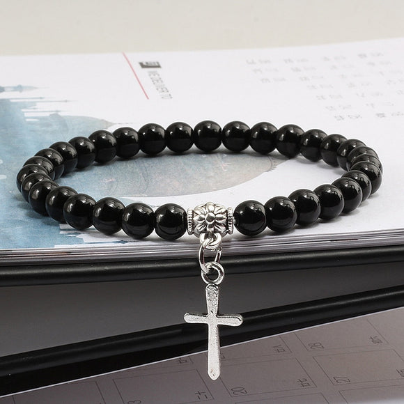 Salvation Cross Bracelet