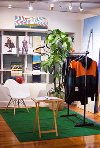 BRAND LAUNCH POP-UP SHOP