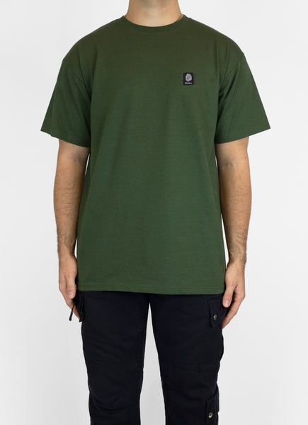 STOCK LABEL T-SHIRT - OLIVE