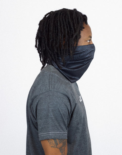 FACE GAITER - BLACK
