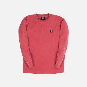 STOCK LABEL L/S - BRICK