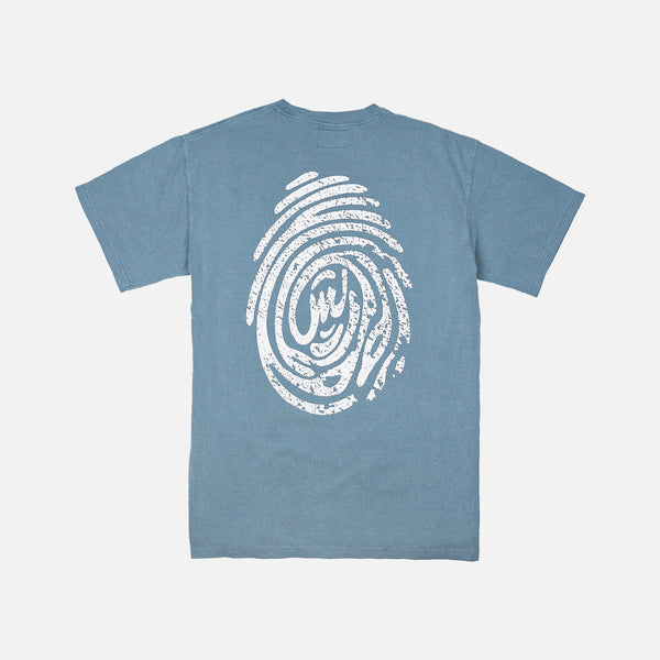 STAMP T-SHIRT - ICE