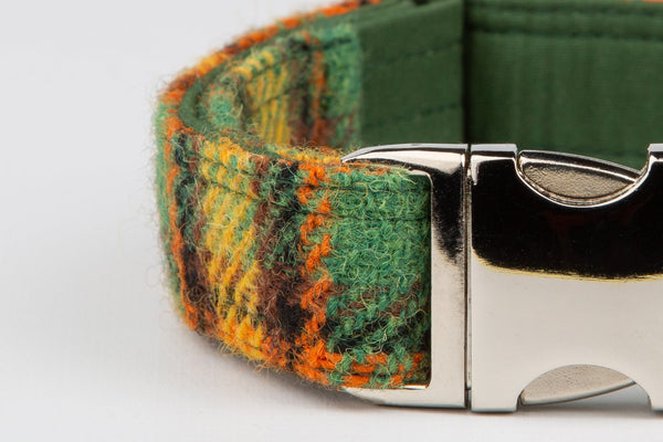NEW - Harris Tweed Mikkie Multi Check