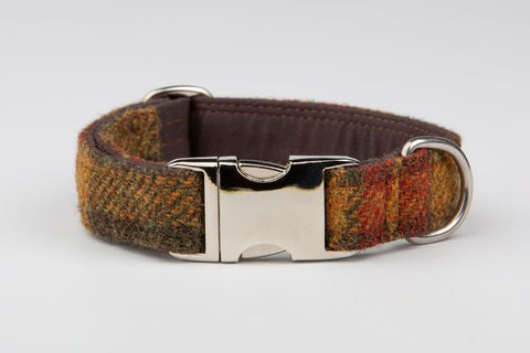NEW - Harris Tweed Autumnal