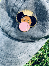 Load image into Gallery viewer, Bubblegum Girl Soft Enamel Pin