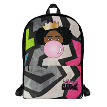 Load image into Gallery viewer, Bubble Gum Swag Backpack