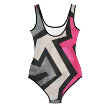 Load image into Gallery viewer, All-Over Print Youth Swimsuit