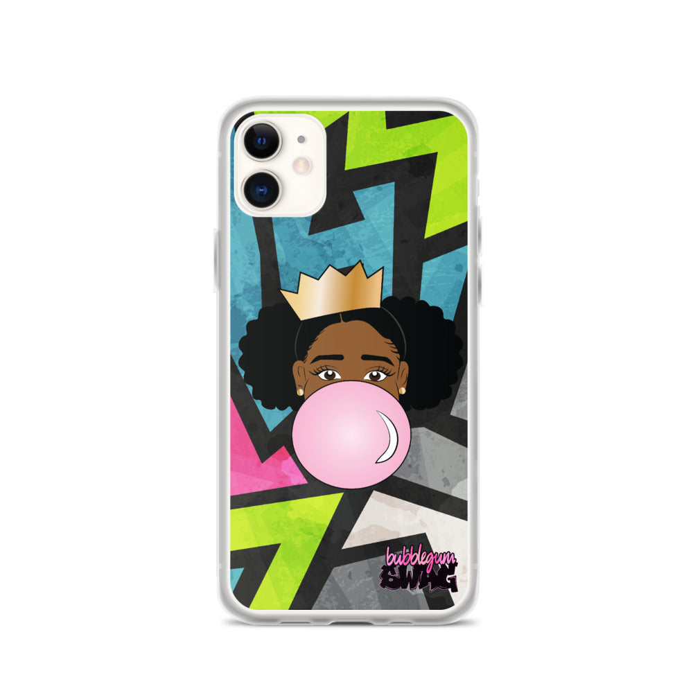 Bubble Gum Swag iPhone Case