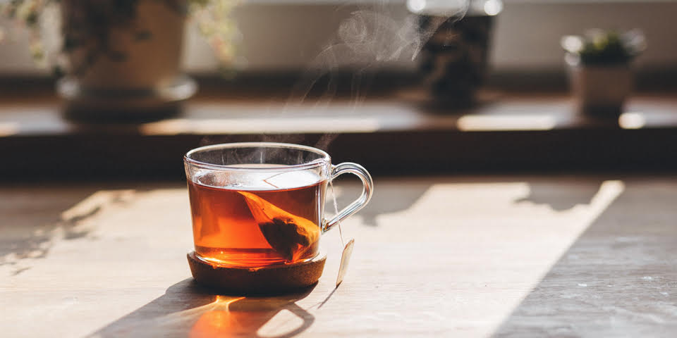 Drinking tea reduces metabolic syndrome