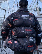 "Load image into Gallery viewer, ""Without Faith"" Jacket - ""Gods""AreWatching"