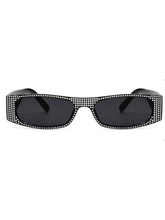 "Load image into Gallery viewer, ""Crystal"" Sunglasses - ""Gods""AreWatching"