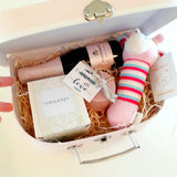 BABY GIRL SPARKLING GIFT BOX