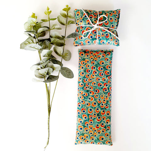 Lavender Infused Eye Pillow | Peacock