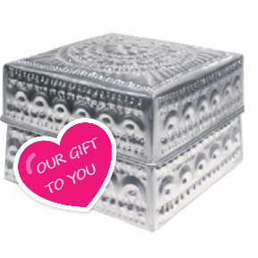 Tealights | 8 Pack | Free Gift Tin!!