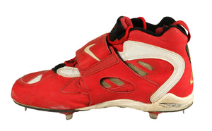 1995 Deion Sanders Game Used & Signed Nike Cleat