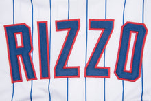 Load image into Gallery viewer, 2013 Anthony Rizzo Game Used & Signed Chicago Cubs Home Jersey Used on 9/25/13