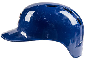 2015 Anthony Rizzo Game Used Chicago Cubs Batting Helmet