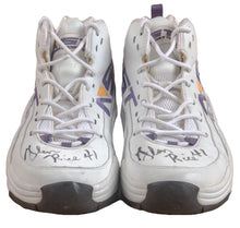 Load image into Gallery viewer, Glen Rice Game Used & Signed Sneakers