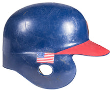 Load image into Gallery viewer, 2001 Fred McGriff Game Used Chicago Cubs Batting Helmet
