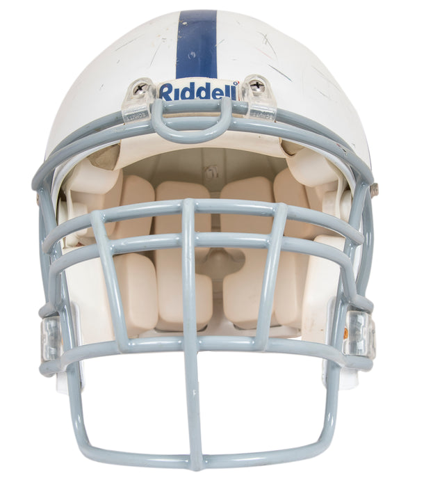 2005 Dwight Freeney Game Used Indianapolis Colts Helmet