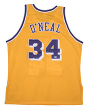 Load image into Gallery viewer, Shaquille O'Neal Autographed Lakers Jersey