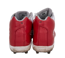 Load image into Gallery viewer, Tony Gonzalez Game Used & Signed Kansas City Chiefs Reebok Cleats