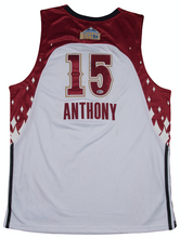 Load image into Gallery viewer, Carmelo Anthony Autographed 2007 Western Conference All-Star Jersey