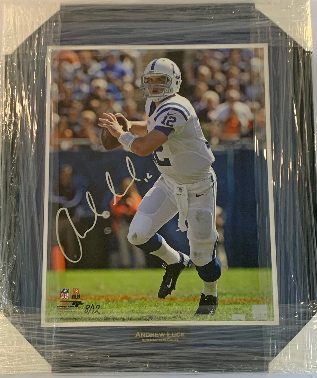 Andrew Luck Autographed