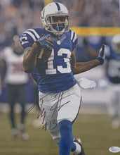 Load image into Gallery viewer, TY Hilton Autographed 11x14 Photograph
