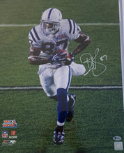 Load image into Gallery viewer, Reggie Wayne Autographed 16x20 Photograph