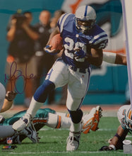 Load image into Gallery viewer, Marshall Faulk Autographed 16x20 Photograph