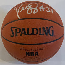 Load image into Gallery viewer, Reggie Miller Autographed Basketball
