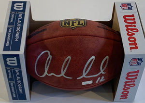 Andrew Luck Autographed Football