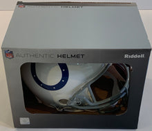 Load image into Gallery viewer, Edgerrin James Autographed Replica Helmet