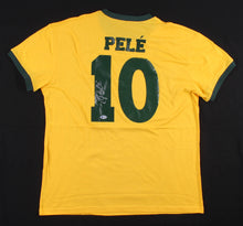Load image into Gallery viewer, Pele Autographed Jersey