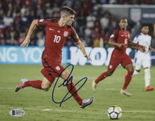 Load image into Gallery viewer, Christian Pulisic Autographed Team USA 8x10 Photo