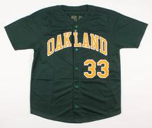 Load image into Gallery viewer, Jose Canseco Autographed Jersey