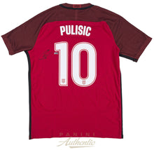 Load image into Gallery viewer, Christian Pulisic Signed Team USA Jersey