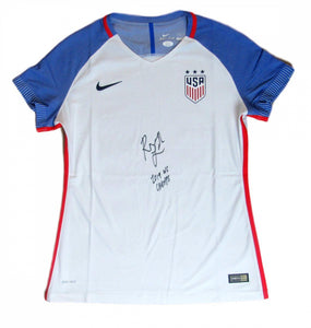Rose Lavelle Signed Team USA Jersey