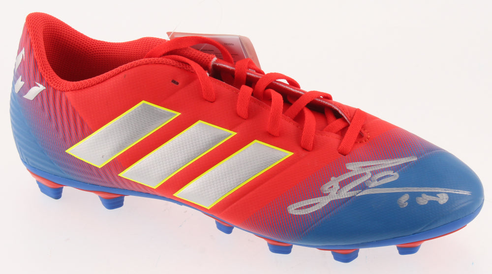 Lionel Messi Signed Adidas Soccer Cleat