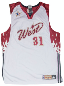 Shawn Marion Autographed 2007 Western Conference All-Star Jersey