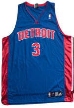 Load image into Gallery viewer, Rodney Stuckey Signed Detroit Pistons Blue Road Jersey