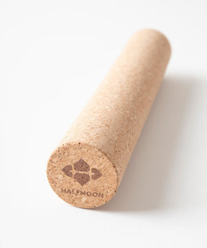 The Natural Cork Massage Roller Small - Luxe