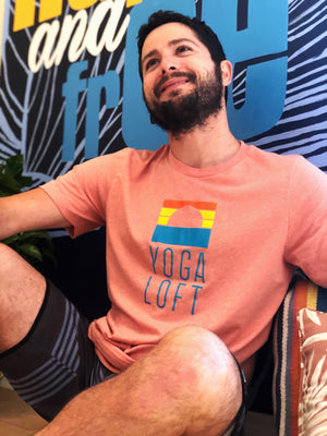 Yoga Loft Men's Crewneck T-Shirt