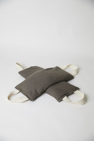 Grey Double Layer Sandbag