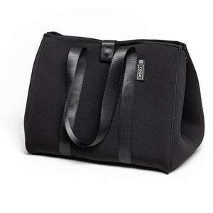 The City Tote Noir - Luxe
